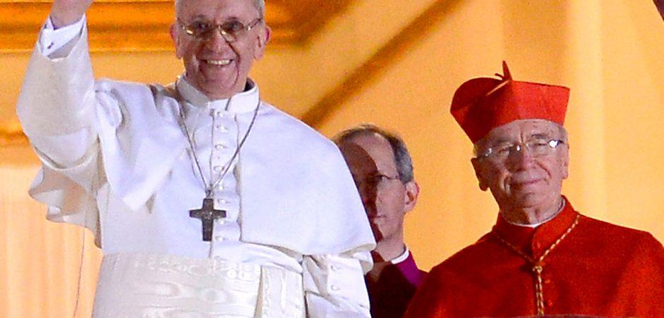 Le pape qui venait de loin…