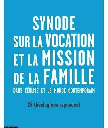 Synode : théologiens en liberté