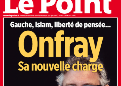 Le mythe Michel Onfray