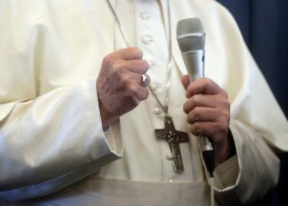 Une menace de schisme peut en cacher une autre
