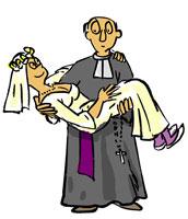 Mariage des prêtres : avec l'automne, voici le retour des marronniers !
