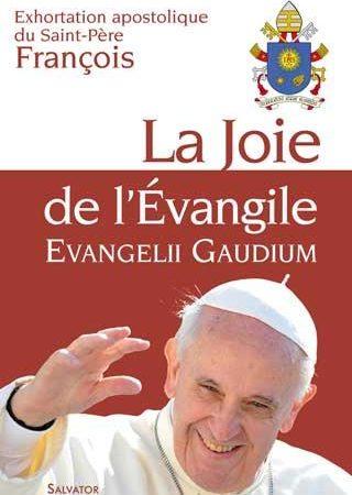 Comment refuser de partager La joie de l'Evangile ?