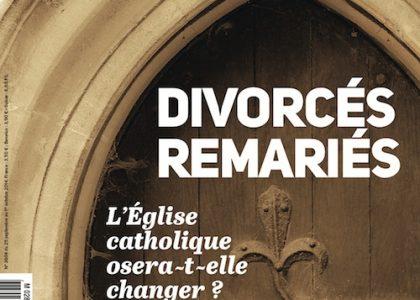 Divorcés remariés : la pierre d'achoppement