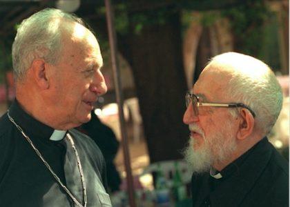 Le jour où le cardinal Etchegaray «sauva» l'abbé Pierre